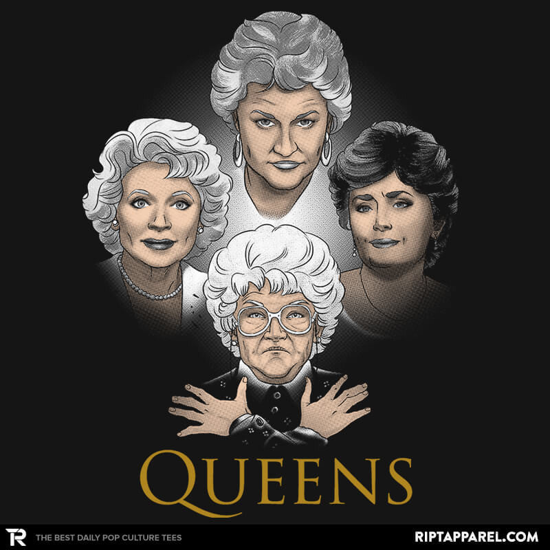 Golden Queens - RIPT Apparel