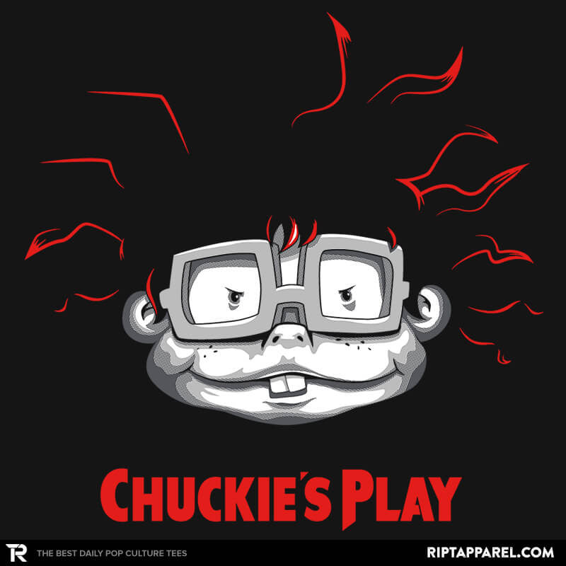 Chuckie's Play - Collection Image - RIPT Apparel