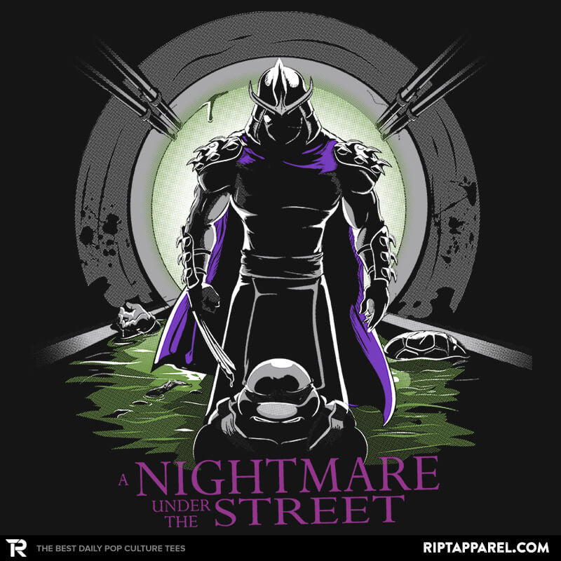 A Nightmare Under the Street - RIPT Apparel