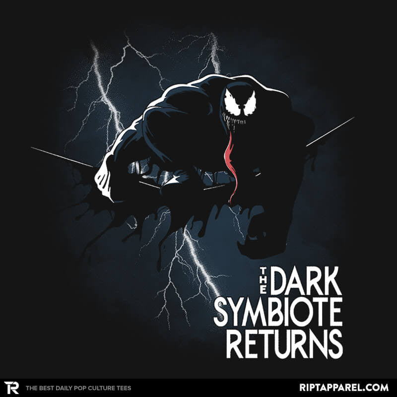 The Dark Symbiote Returns - RIPT Apparel