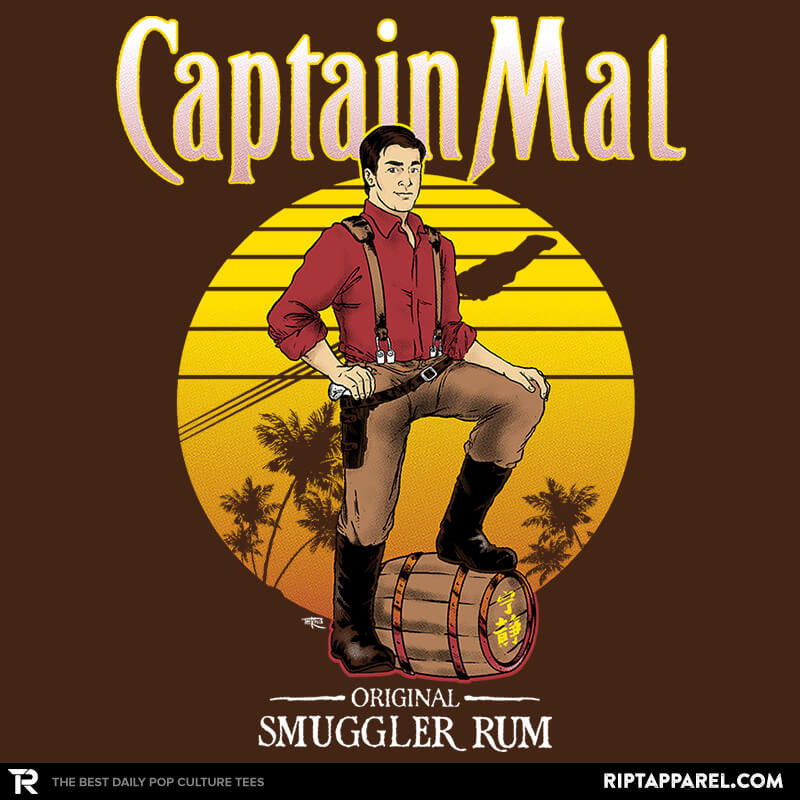 Smuggler Rum Reprint - Collection Image - RIPT Apparel
