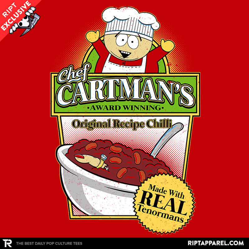 Tenorman Chilli - RIPT Apparel