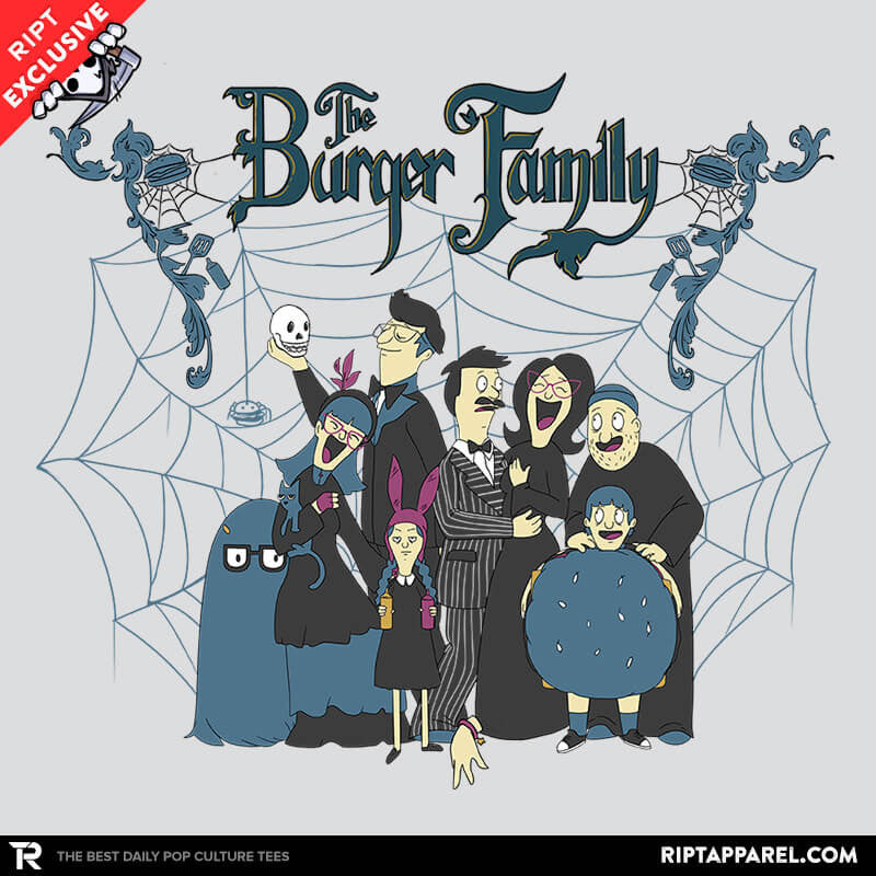 The Burger Family - RIPT Apparel