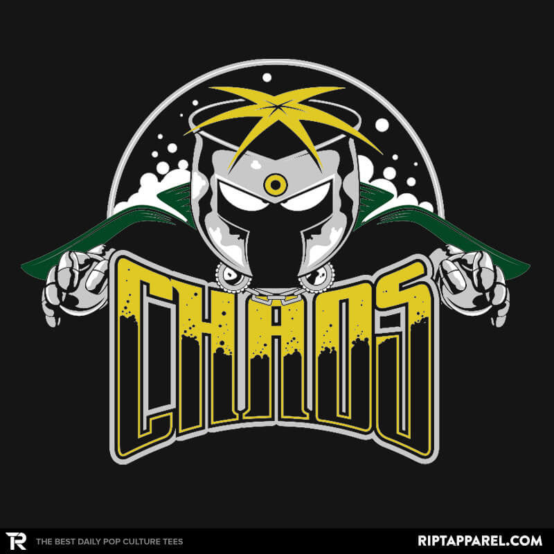 Chaos Reprint - Collection Image - RIPT Apparel