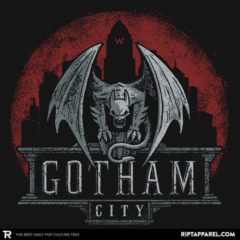 Gargoyle of Gotham - Crestfest - Collection Image - RIPT Apparel