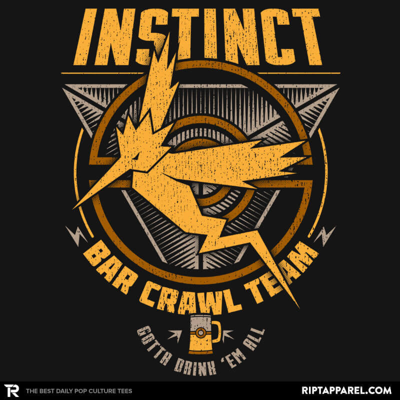 Instinct Bar Crawl - Crestfest - Collection Image - RIPT Apparel