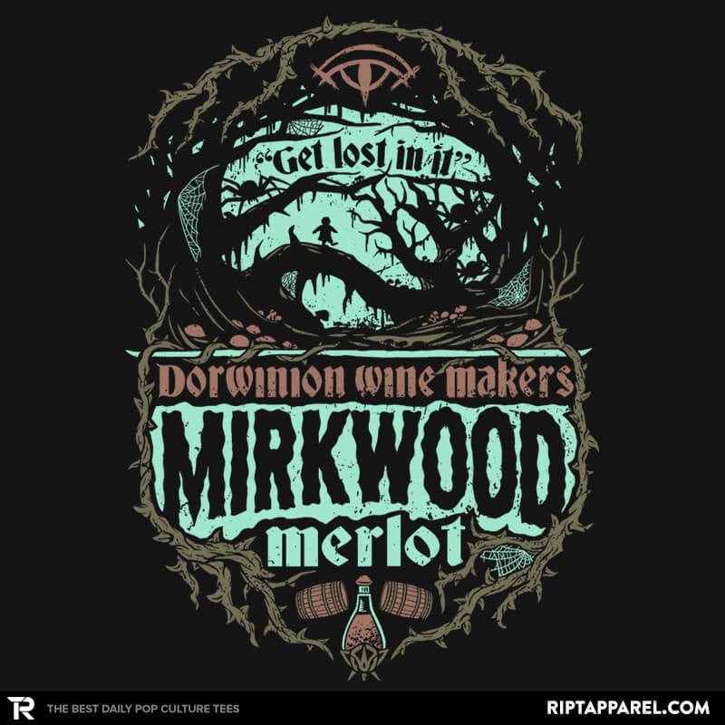 Mirkwood Merlot - Crestfest - Collection Image - RIPT Apparel