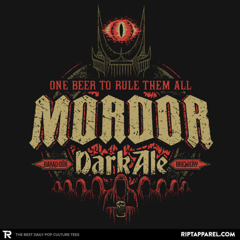 Mordor Dark Ale - Crestfest - Collection Image - RIPT Apparel