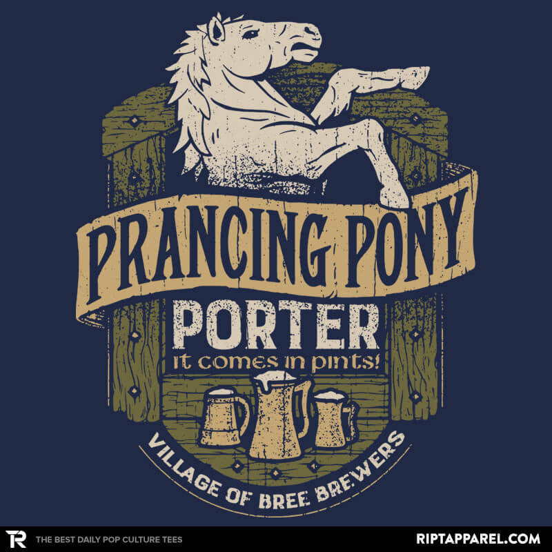 Prancing Pony Porter -Crestfest - Collection Image - RIPT Apparel