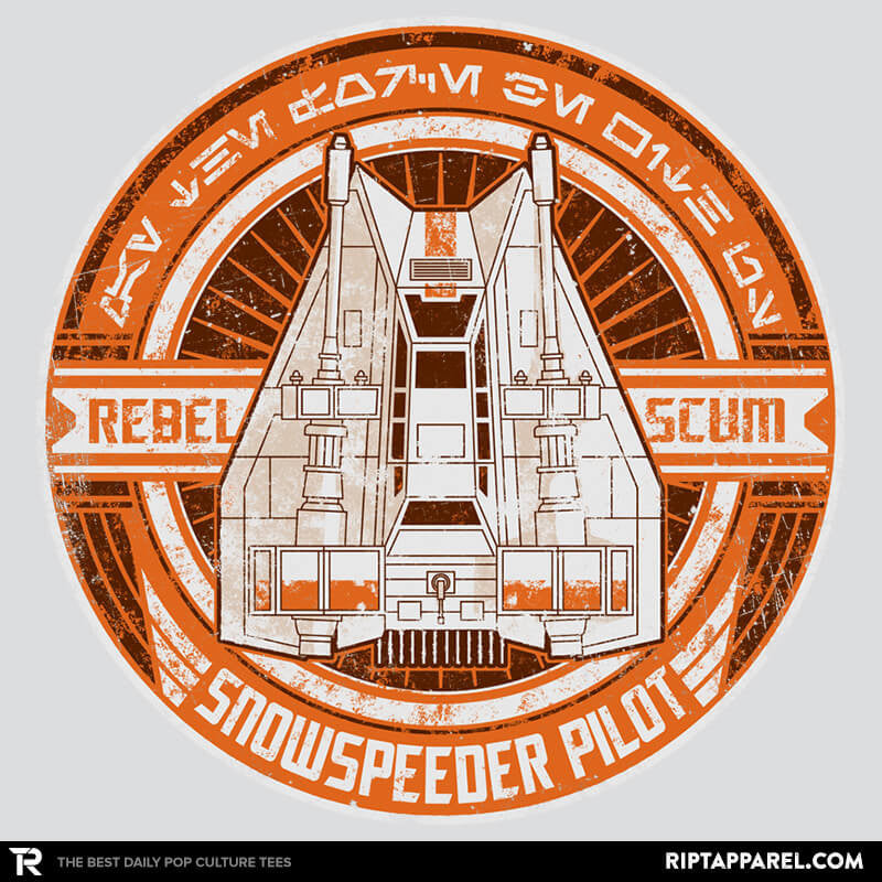 Rebel Scum Speeder - Crestfest - Collection Image - RIPT Apparel