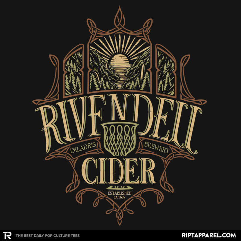 Rivendell Cider  - Crestfest - Collection Image - RIPT Apparel