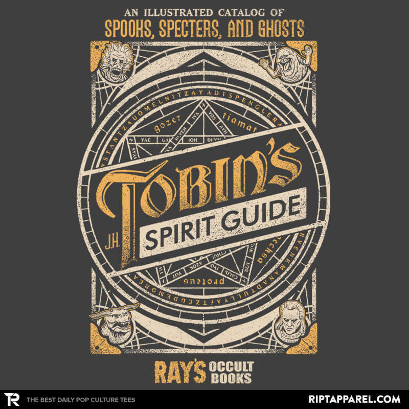 Tobins Spirit Guide - Crestfest - RIPT Apparel