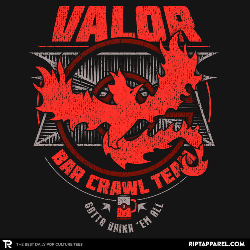 Valor Bar Crawl - Crestfest - RIPT Apparel
