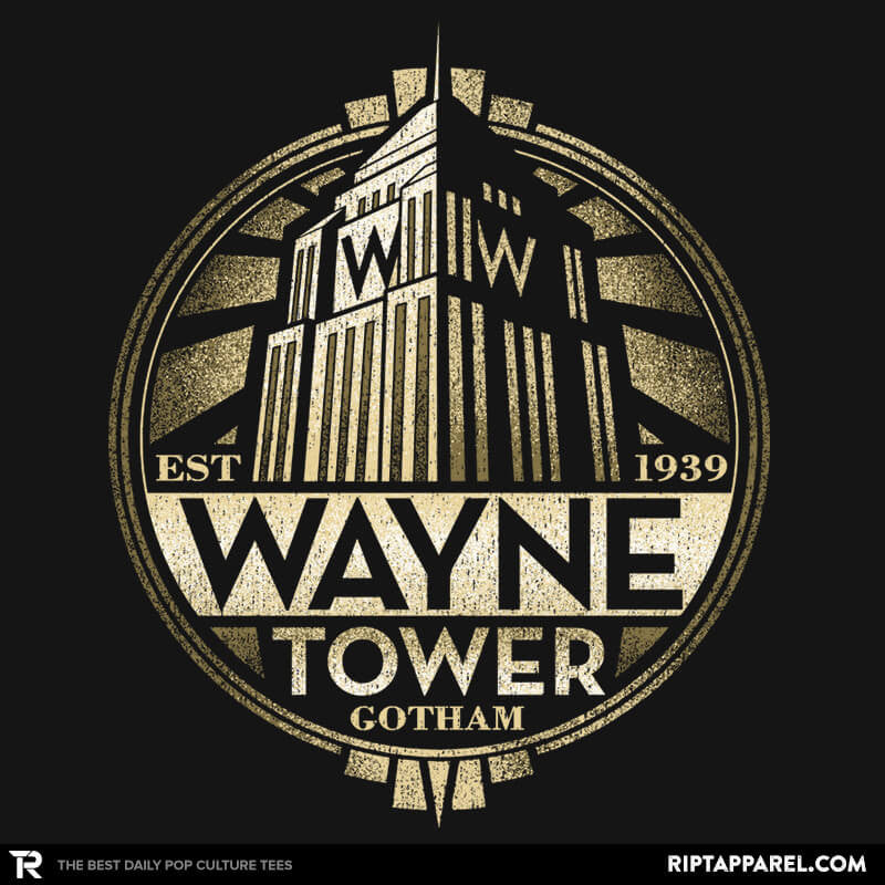 Wayne Tower - Crestfest - Collection Image - RIPT Apparel