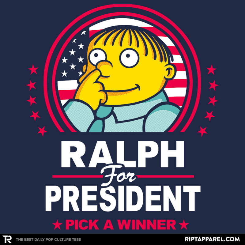 Ralph For Prez - Collection Image - RIPT Apparel