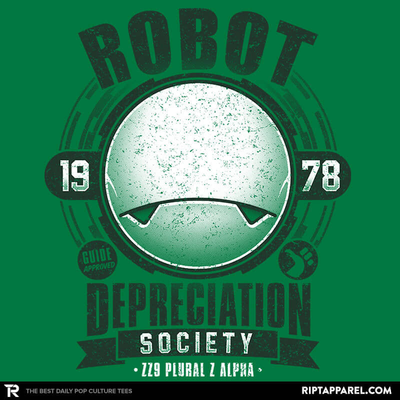 Robot Depreciation Society - Collection Image - RIPT Apparel