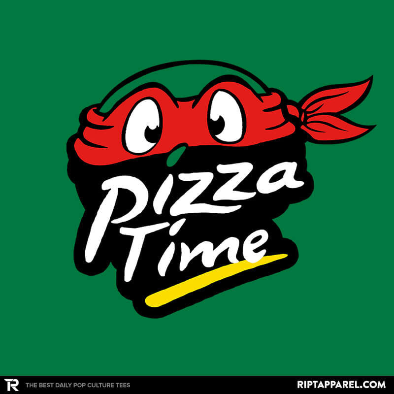 Pizza Time - RIPT Apparel