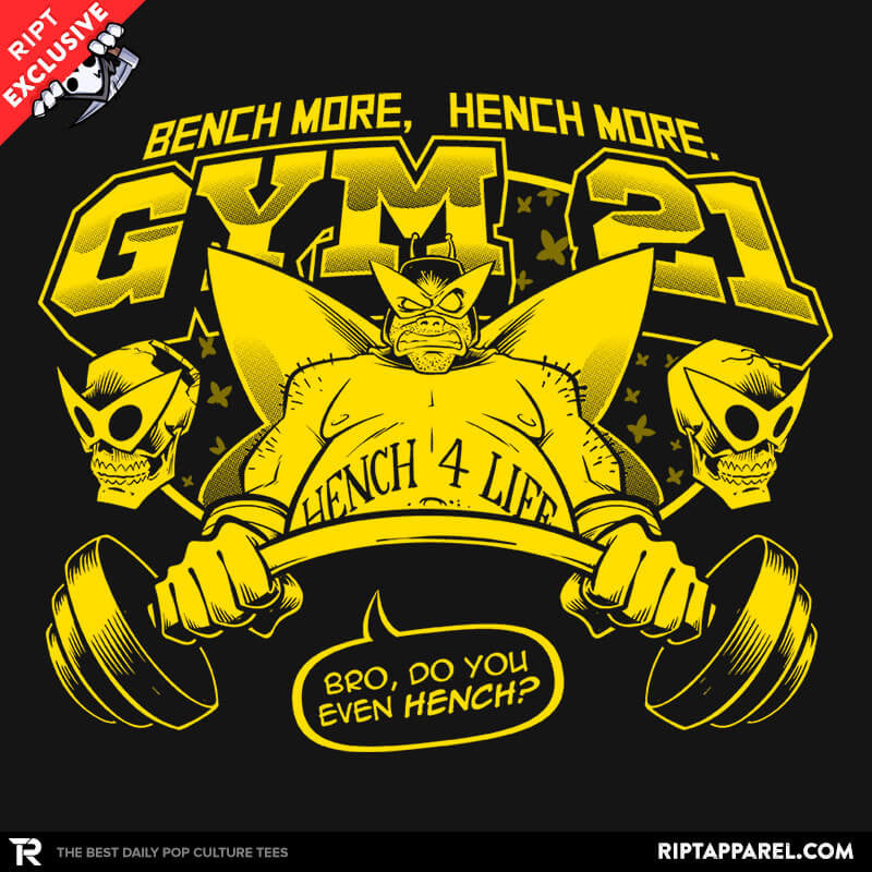 Gym 21 - RIPT Apparel