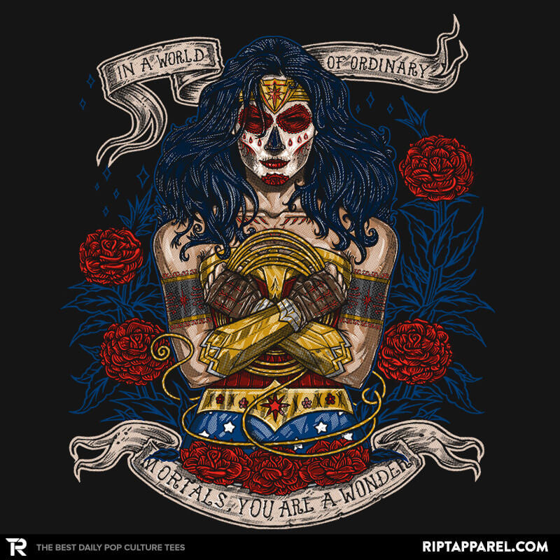 Day of the Dead Wonder - RIPT Apparel