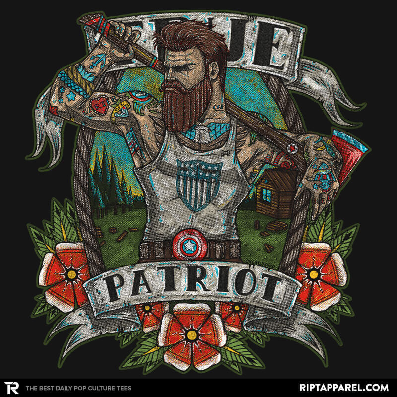 True Patriot - RIPT Apparel