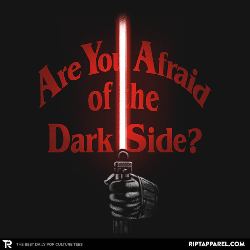 Afraid of the Dark Side - Collection Image - RIPT Apparel