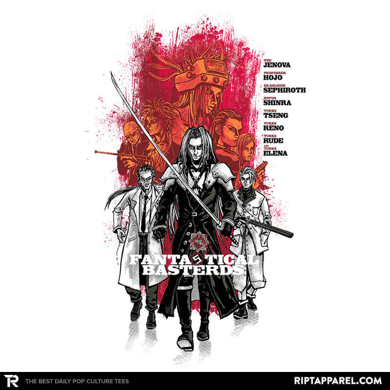 Fantastical Basterds Exclusive - Collection Image - RIPT Apparel
