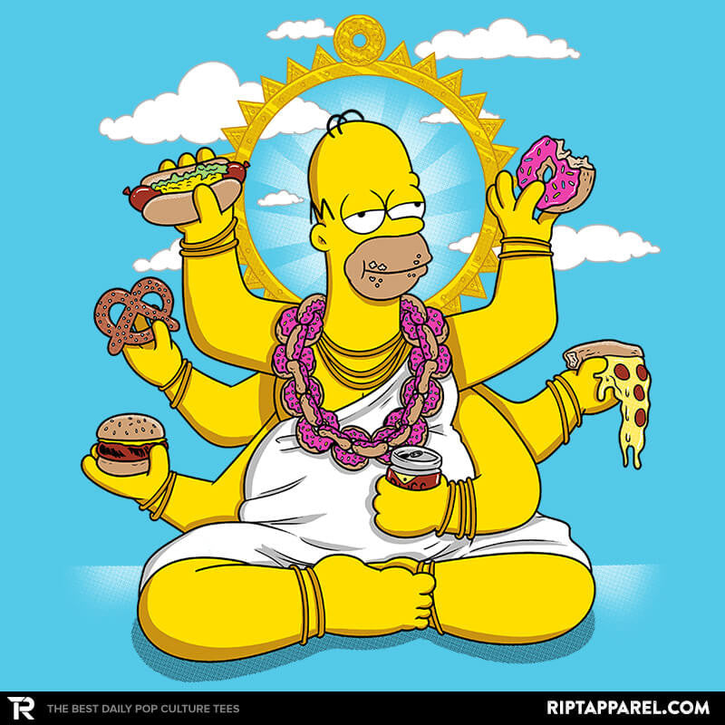 Homervana Exclusive - Collection Image - RIPT Apparel