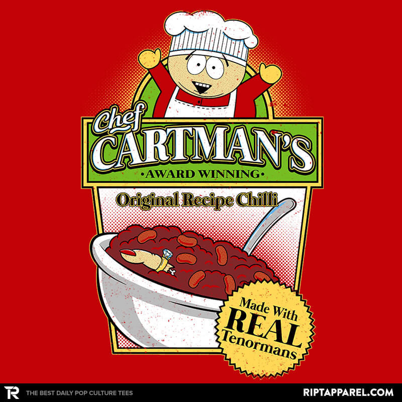Tenorman Chili Exclusive - RIPT Apparel