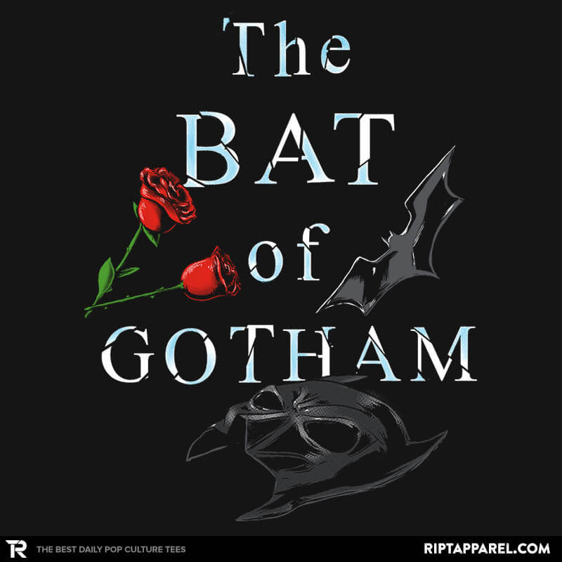 The Bat of Gotham Exclusive - Collection Image - RIPT Apparel