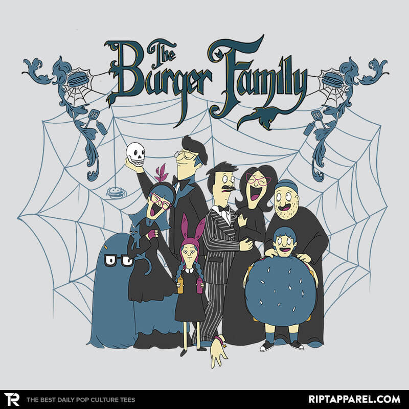 The Burger Family Exclusive - Collection Image - RIPT Apparel