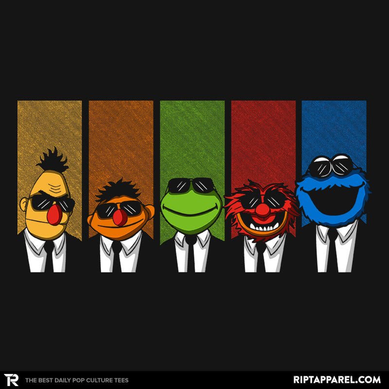 Reservoir Muppets - Collection Image - RIPT Apparel