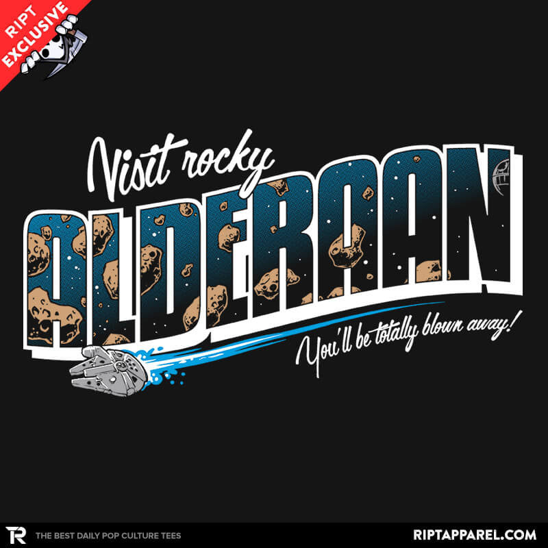 Visit Alderaan - Collection Image - RIPT Apparel