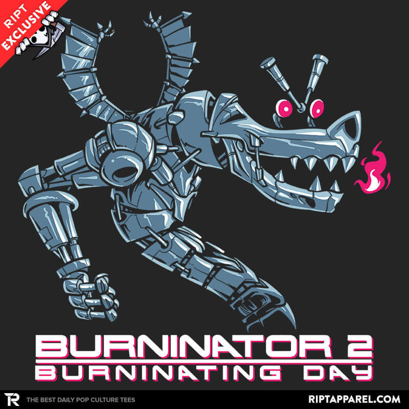 Burninator 2 - Collection Image - RIPT Apparel