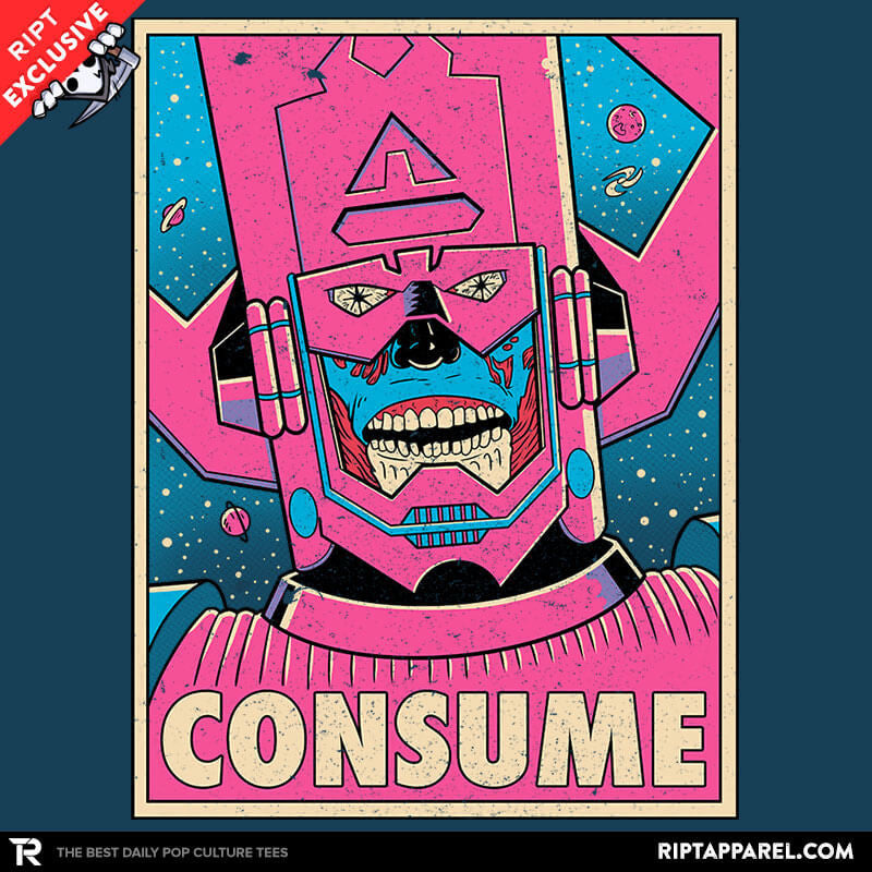 CONSUME - Collection Image - RIPT Apparel
