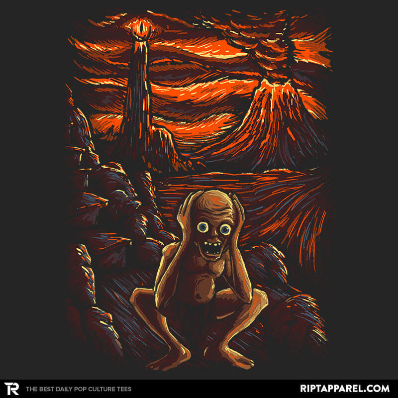 The Scream in Mordor - RIPT Apparel