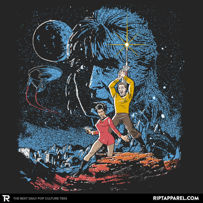Trek Wars - Collection Image - RIPT Apparel