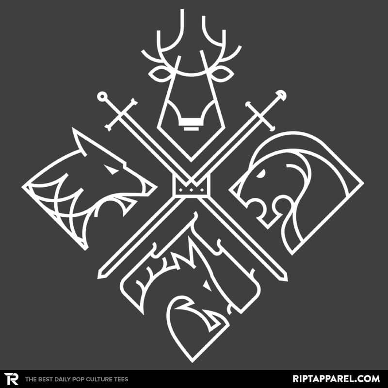 Minimal Thrones - RIPT Apparel