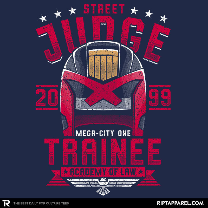Street Judge Trainee - RIPT Apparel