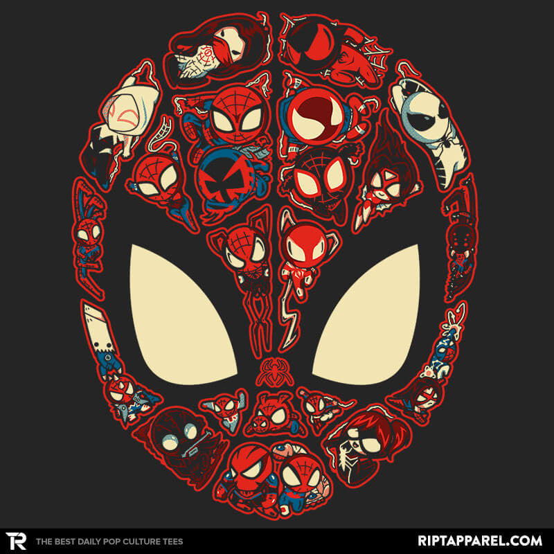 Marvelous Lil Spiders - Collection Image - RIPT Apparel