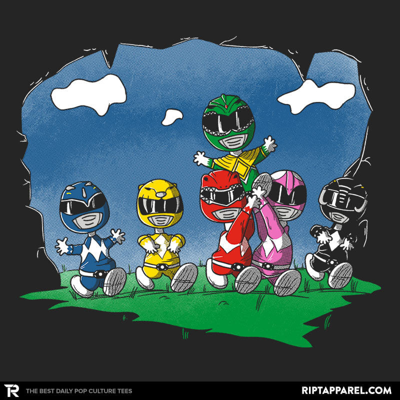 Friends of Morphin - RIPT Apparel