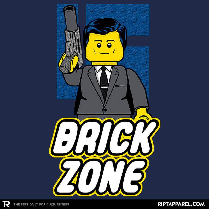 Brick Zone - Collection Image - RIPT Apparel