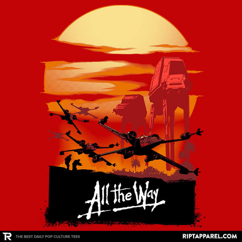 All the Way - Collection Image - RIPT Apparel