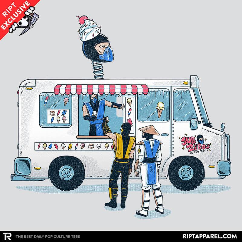 Sub Z's Frozen Treats Exclusive - Collection Image - RIPT Apparel