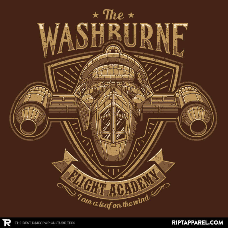 Washburne Flight Academy - RIPT Apparel