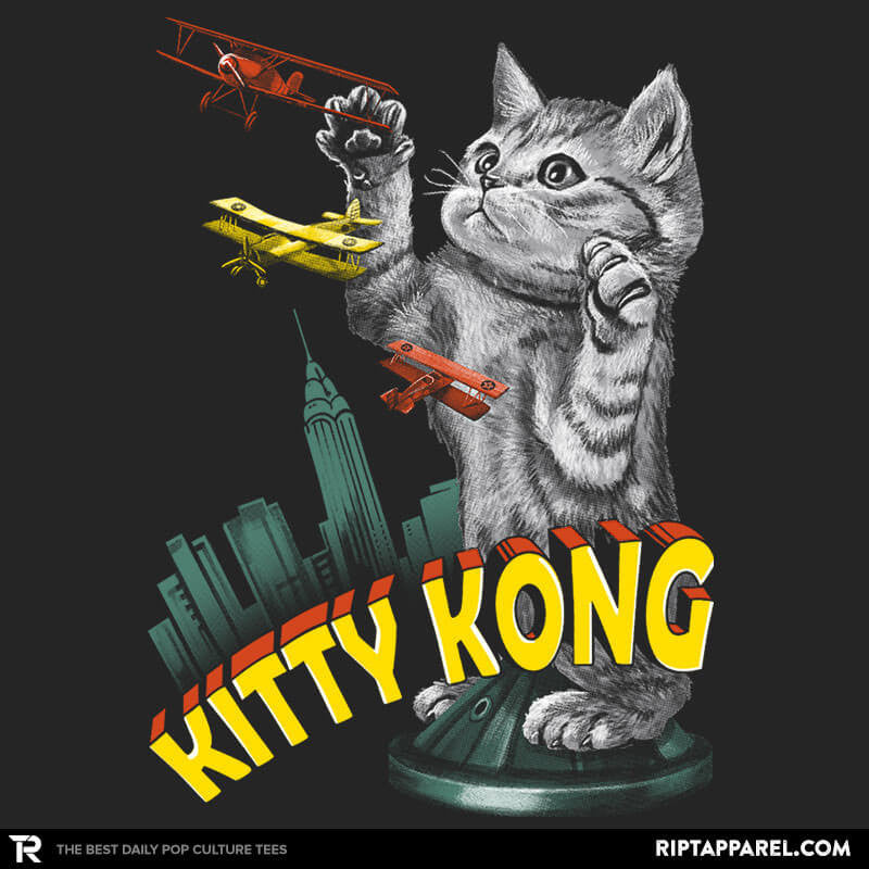 Kitty Kong - Collection Image - RIPT Apparel