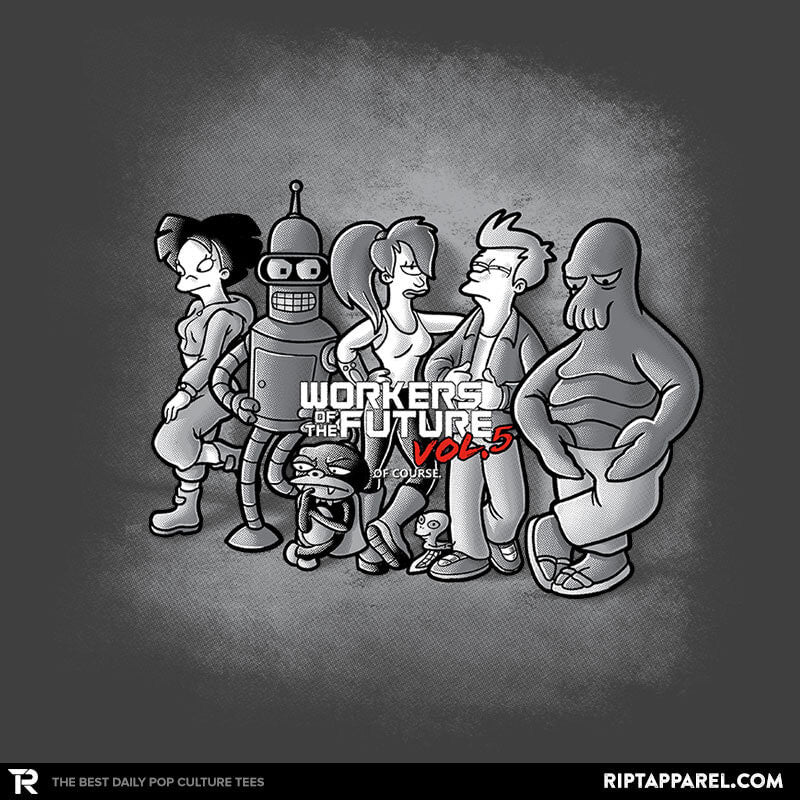 Workers of the future - Collection Image - RIPT Apparel