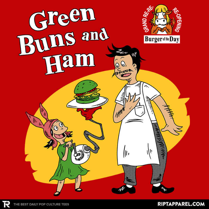 Green Buns and Ham - Collection Image - RIPT Apparel