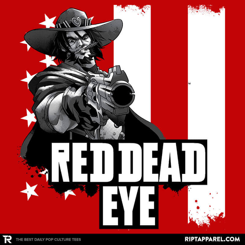 Red Dead Eye - Collection Image - RIPT Apparel