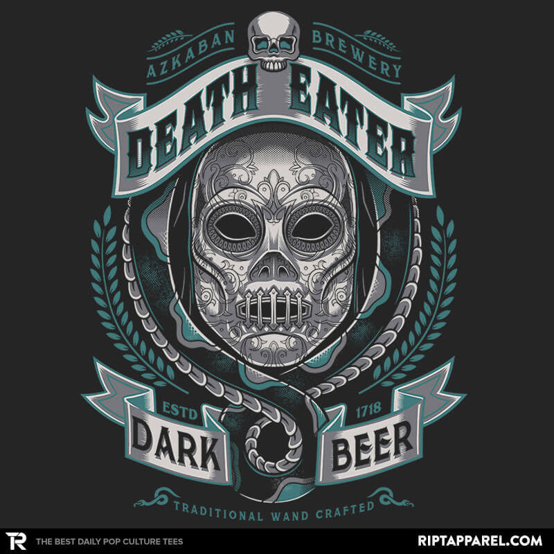 Deathly Dark Beer - RIPT Apparel