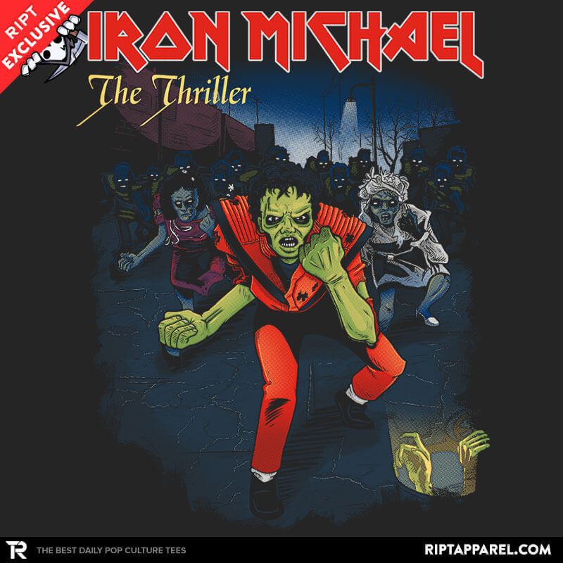 Iron Michael: The Thriller Exclusive - RIPT Apparel